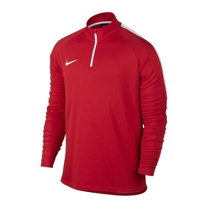 Nike Langarmshirt Dry Academy Football Drill F657 - rot