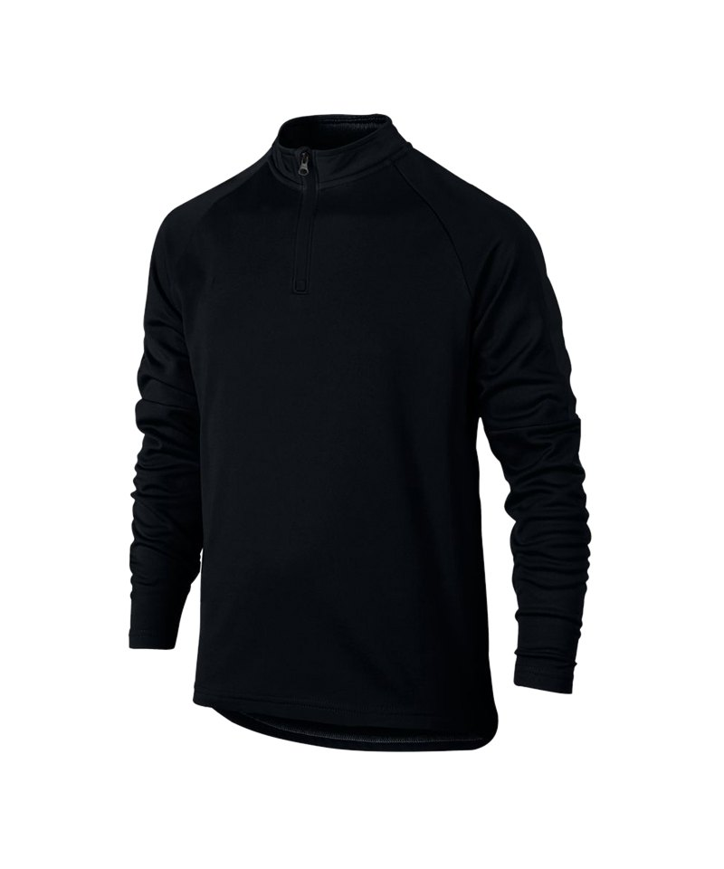 Nike Dry Academy Football Drill Top LS Kids F013 - schwarz