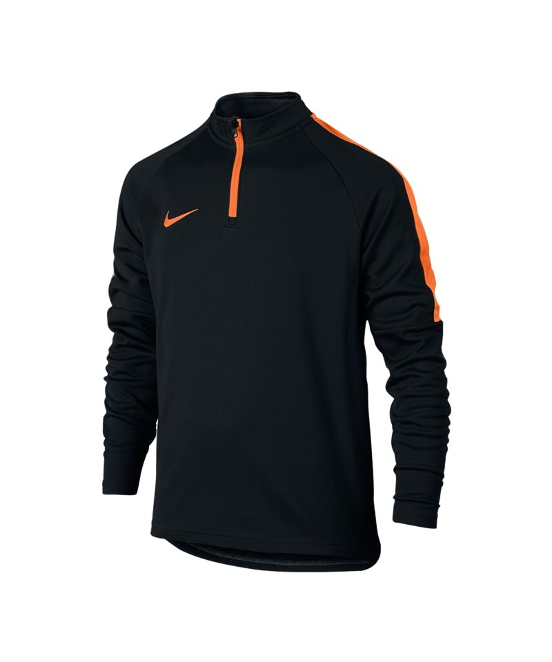 Nike Dry Academy Football Drill Top LS Kids F015 - schwarz