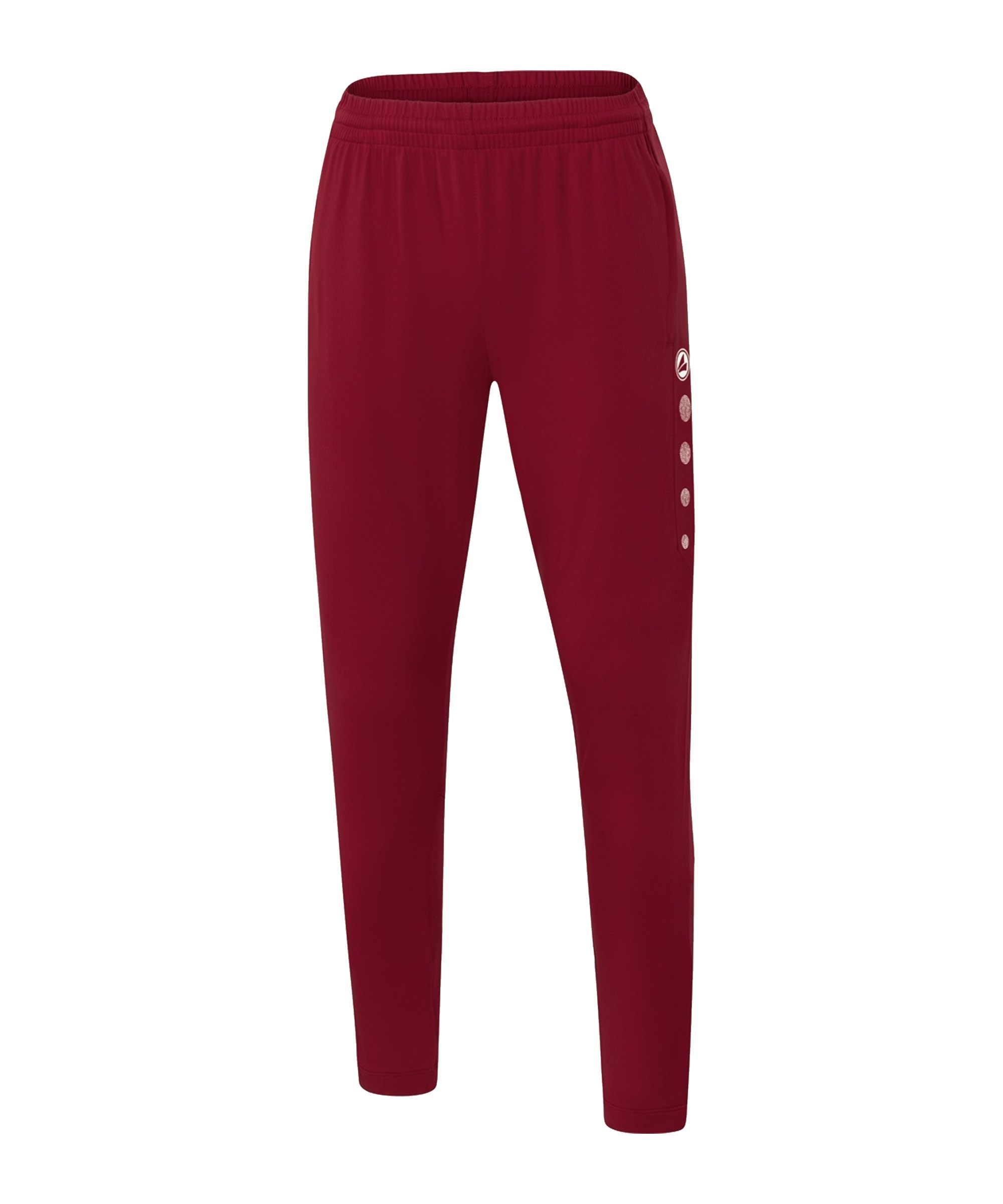 JAKO Premium Trainingshose Damen Rot F01 - rot