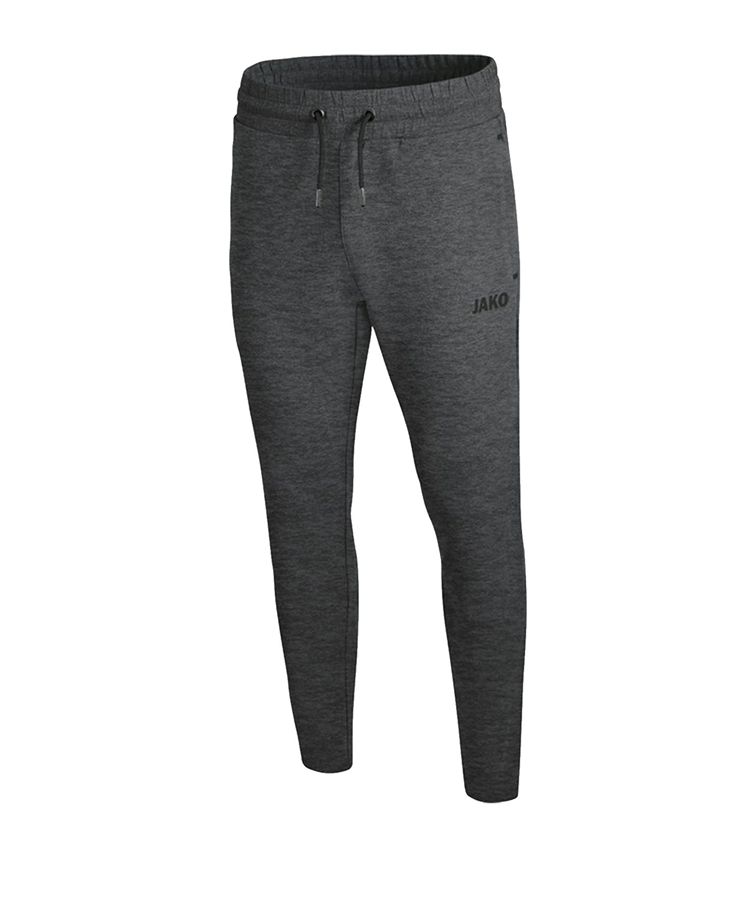 Jako Premium Basic Jogginghose Grau F21 - grau