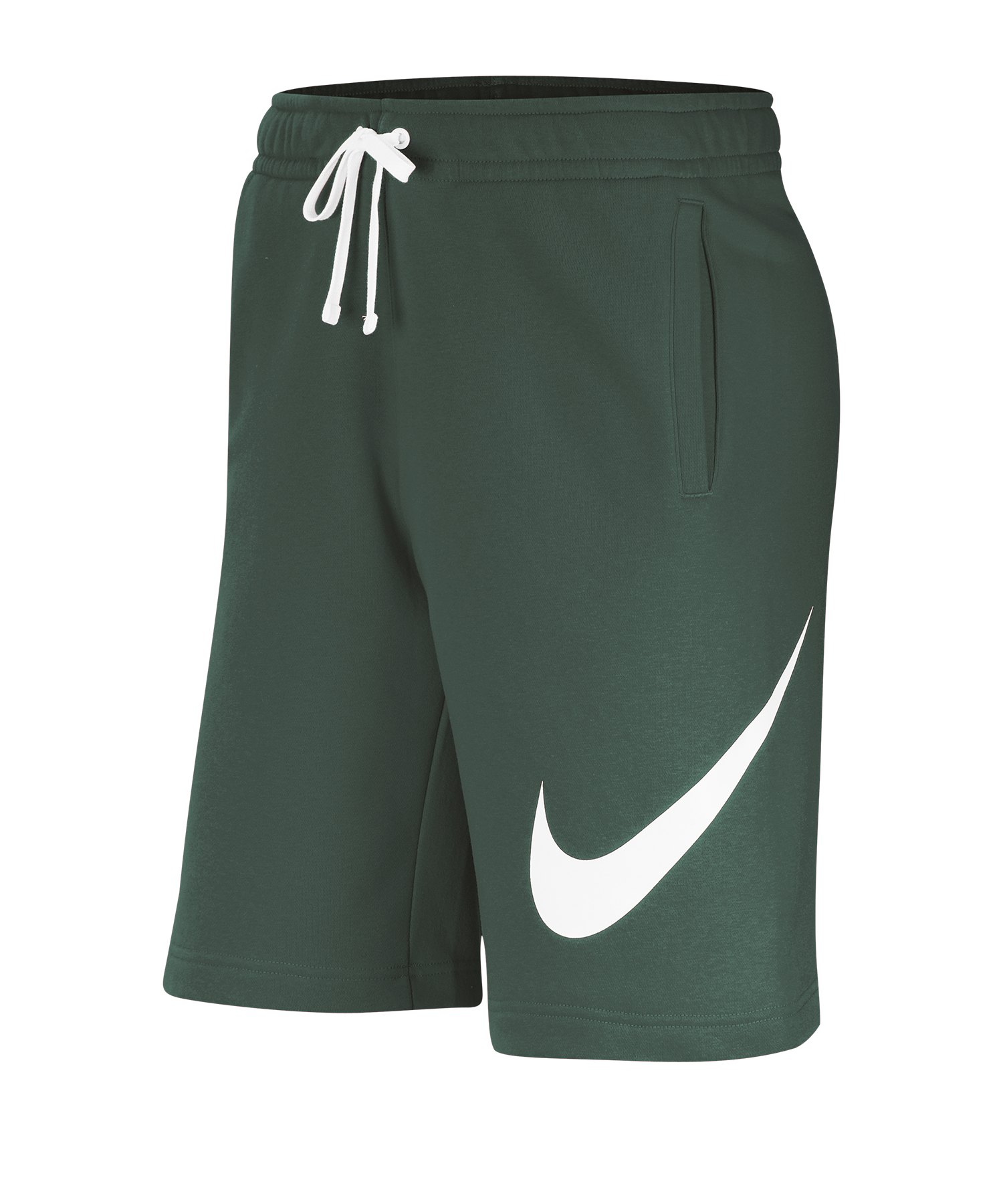 Nike Club Short Hose kurz F370 - gruen