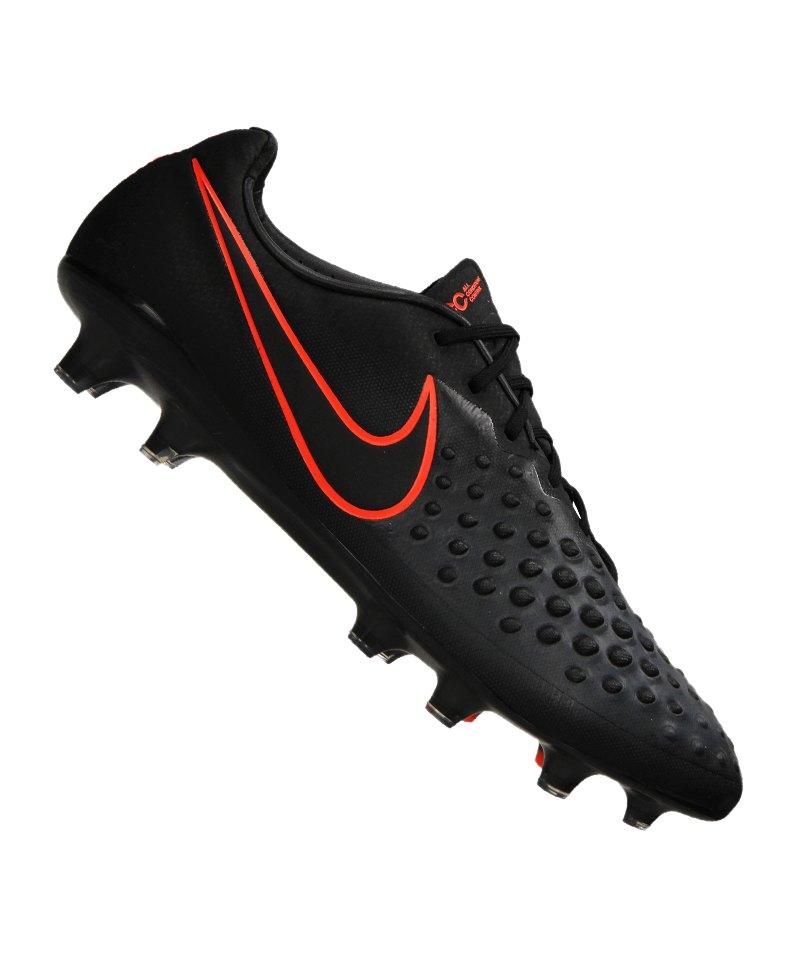Nike FG Magista Opus II Schwarz F008 - schwarz