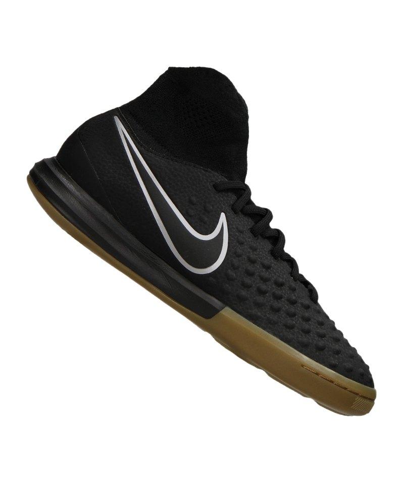 Nike IC Jr Magista X Proximo II Kinder Schwarz F009 - schwarz