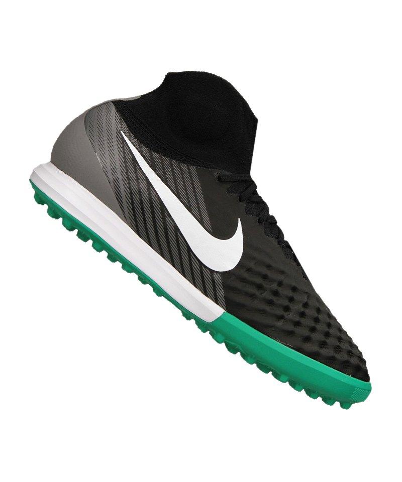 Nike Magista X Proximo II TF Schwarz Weiss F002 - schwarz