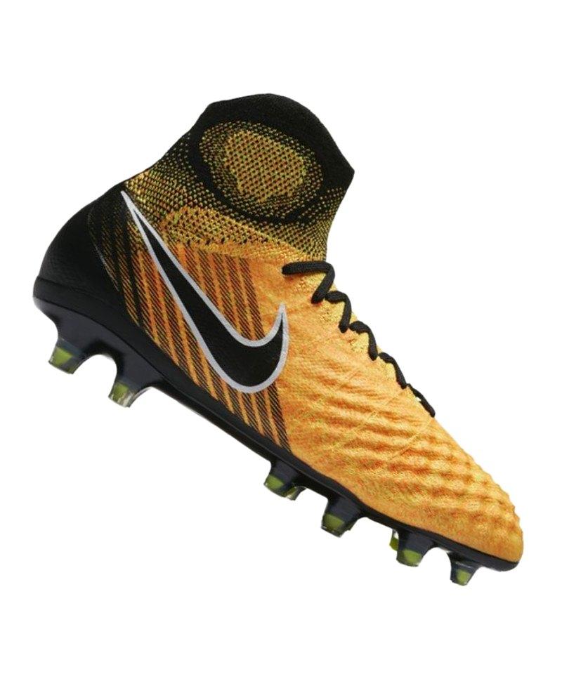 Nike FG Jr Magista Obra II Kids Orange F801 - orange