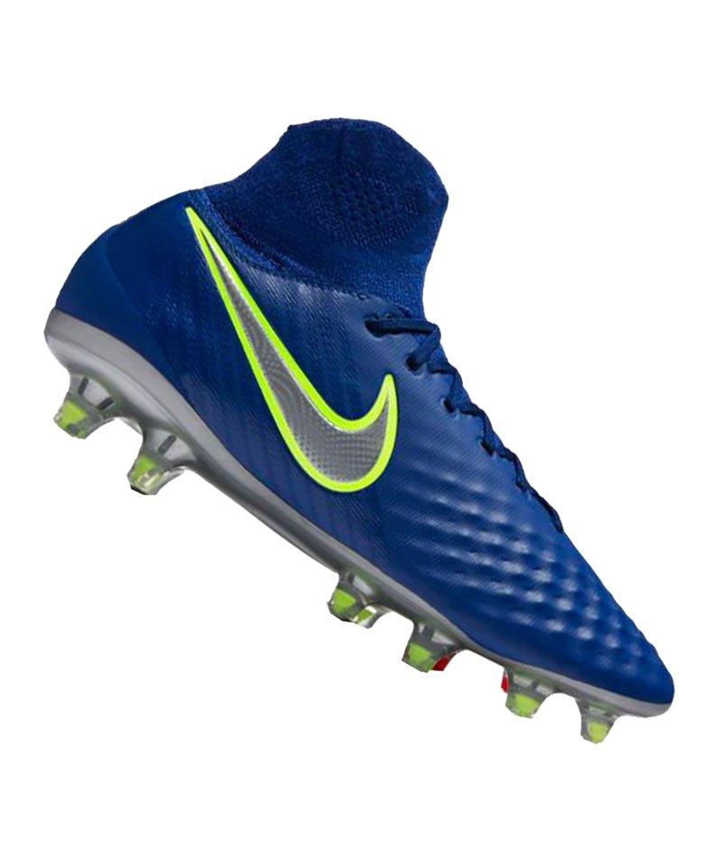 Nike FG Jr Magista Obra II Kinder Blau F409 - blau