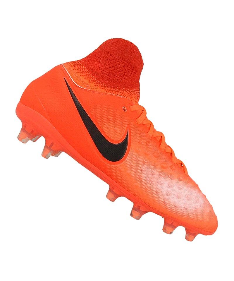 Nike FG Jr Magista Obra II Kinder Orange F806 - orange