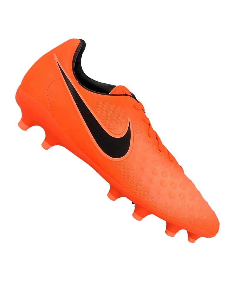 Nike FG Jr Magista Opus II Kinder Orange F808 - orange