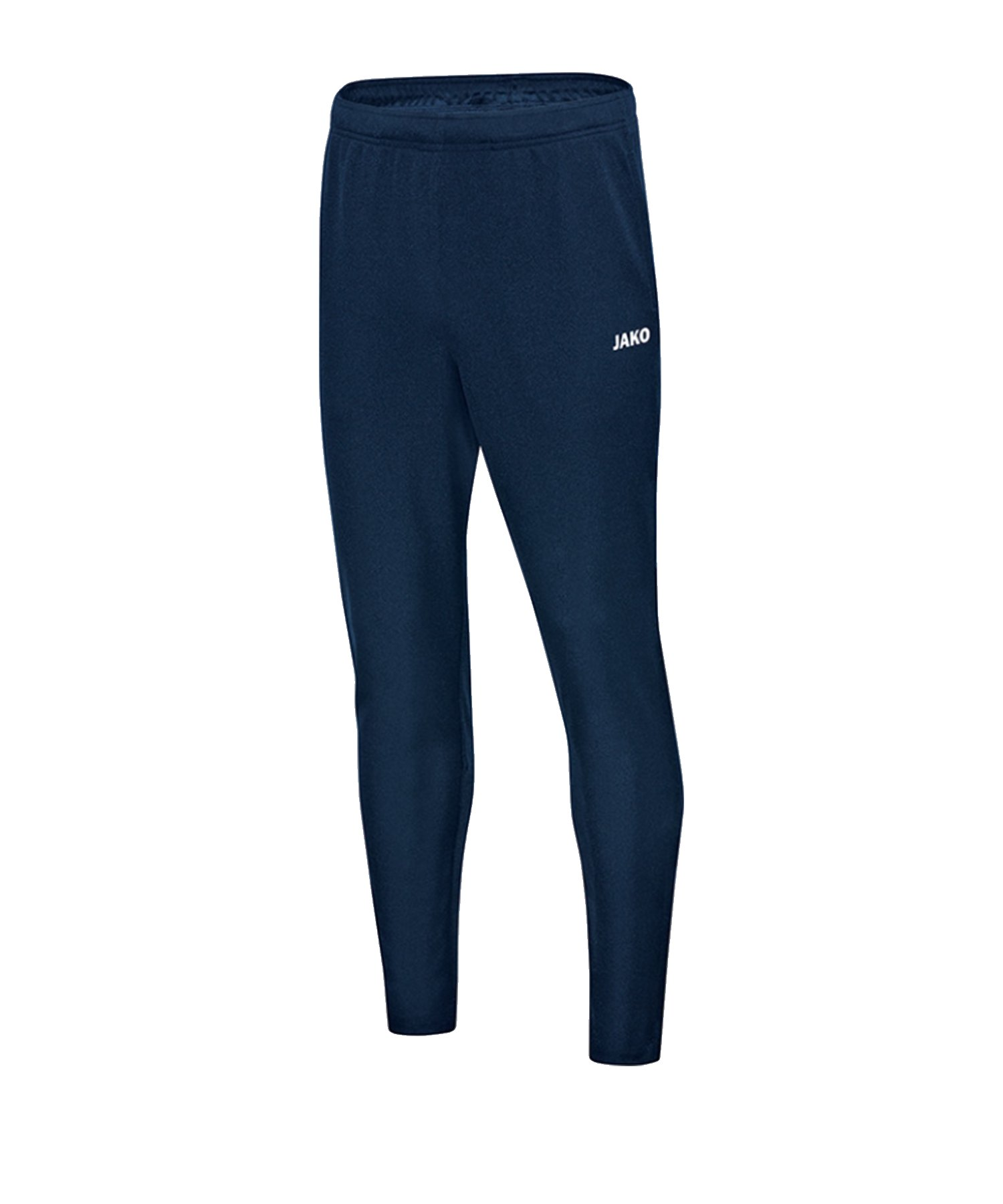 JAKO Classico Trainingshose Langgröße Blau F09 - blau