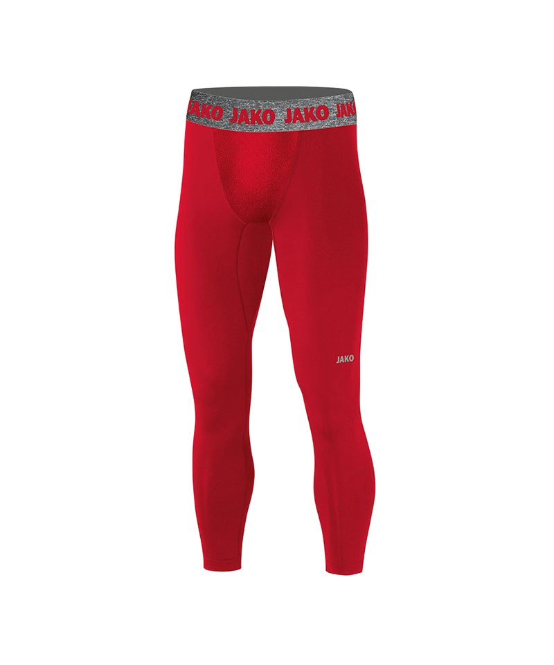 Jako Compression 2.0 Long Tight Rot F01 - rot