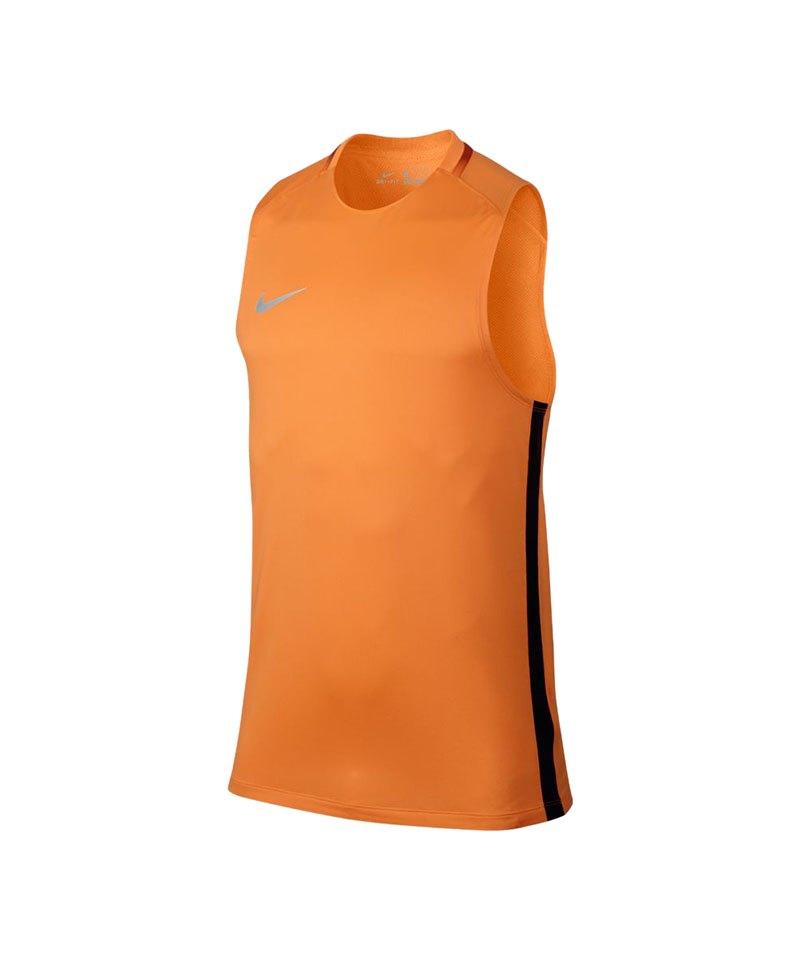Nike Tanktop Breathe CR7 Squad Football Top F867 - orange