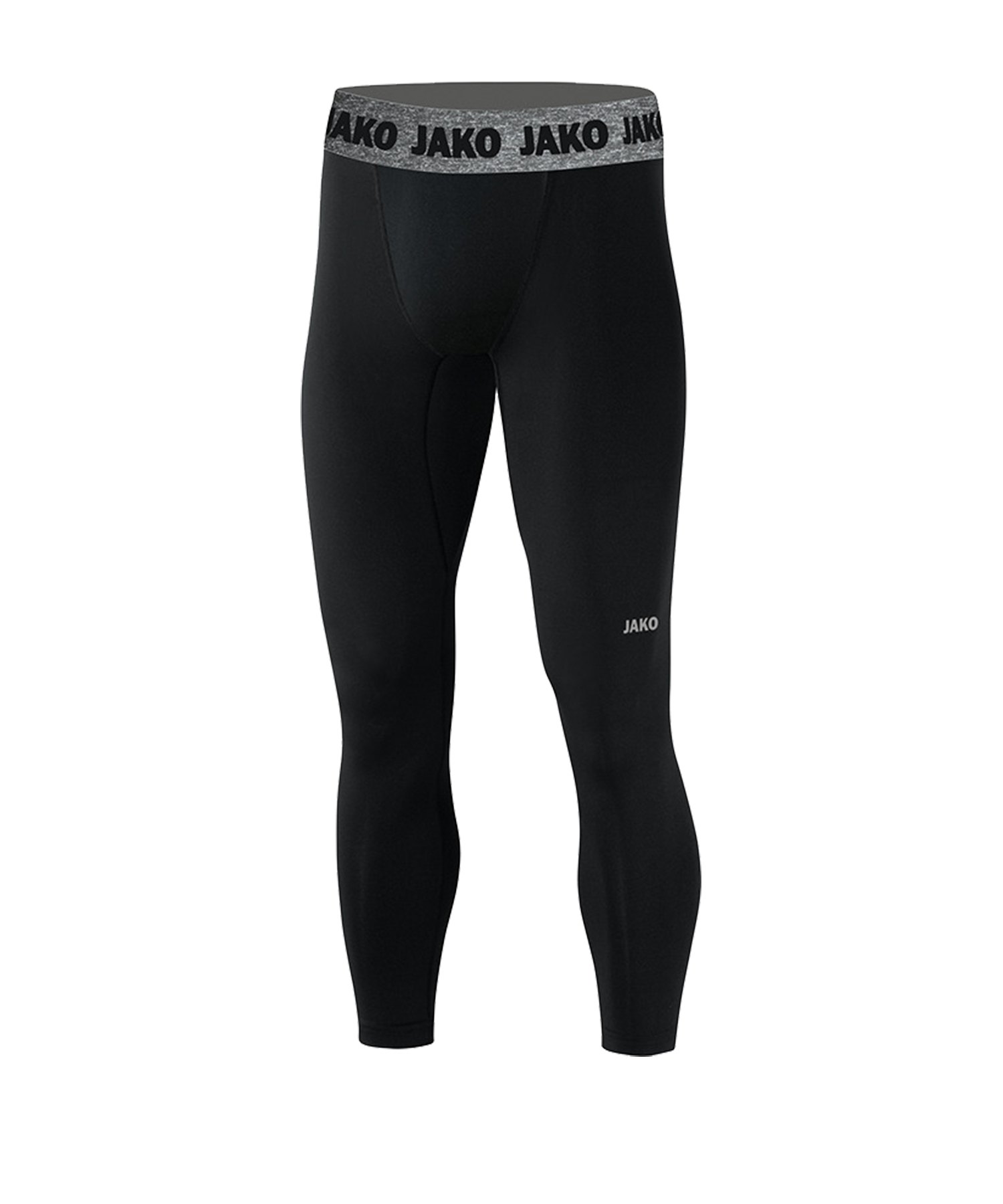Jako Long Tight Winter Schwarz F08 - schwarz