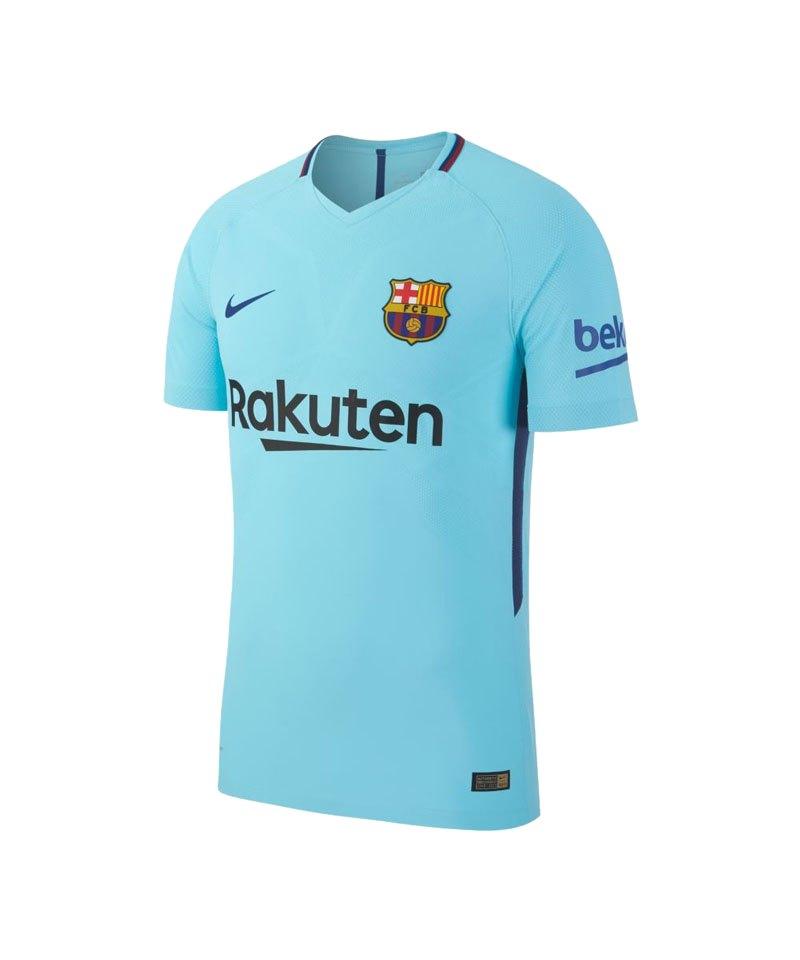 Nike Authentic Trikot Away 17/18 FC Barcelona F484 - blau