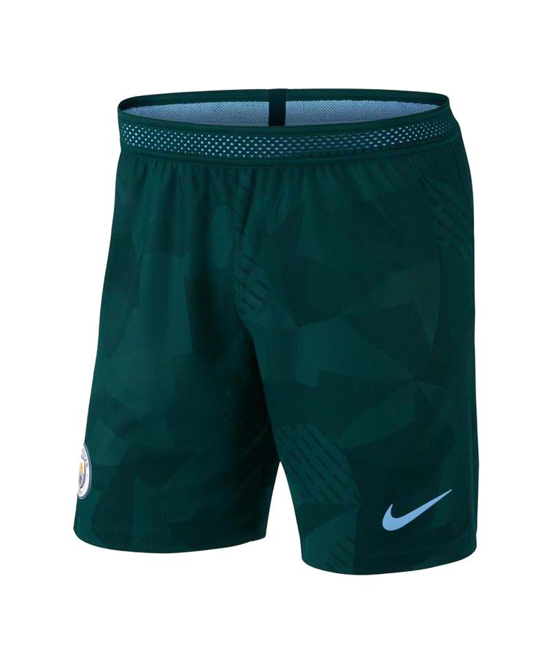 Nike Auth. Short UCL 17/18 Manchester City F332 - gruen