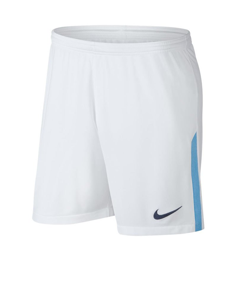 Nike Short Home 2017/2018 Manchester City F100 - weiss
