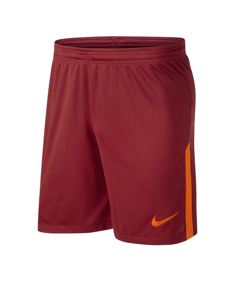 Nike Short Home 17/18 Galatasaray Istanbul F628 - rot