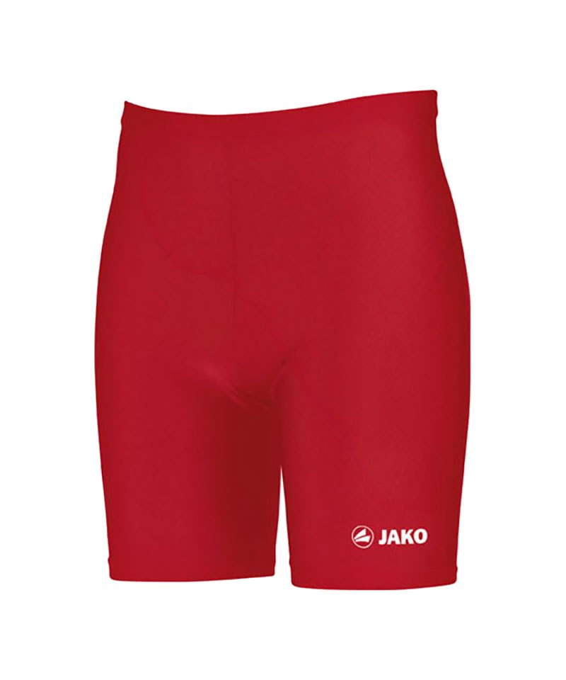 Jako Basic Funktionsshort Tight Rot F01 - rot