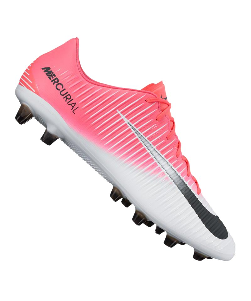 Nike AG-Pro Mercurial Veloce III Pink F601 - pink