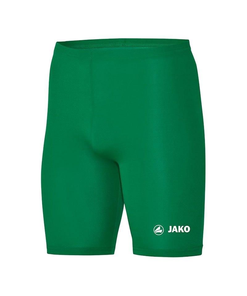 Jako Underwear Tight Basic 2.0 Grün F06 - gruen