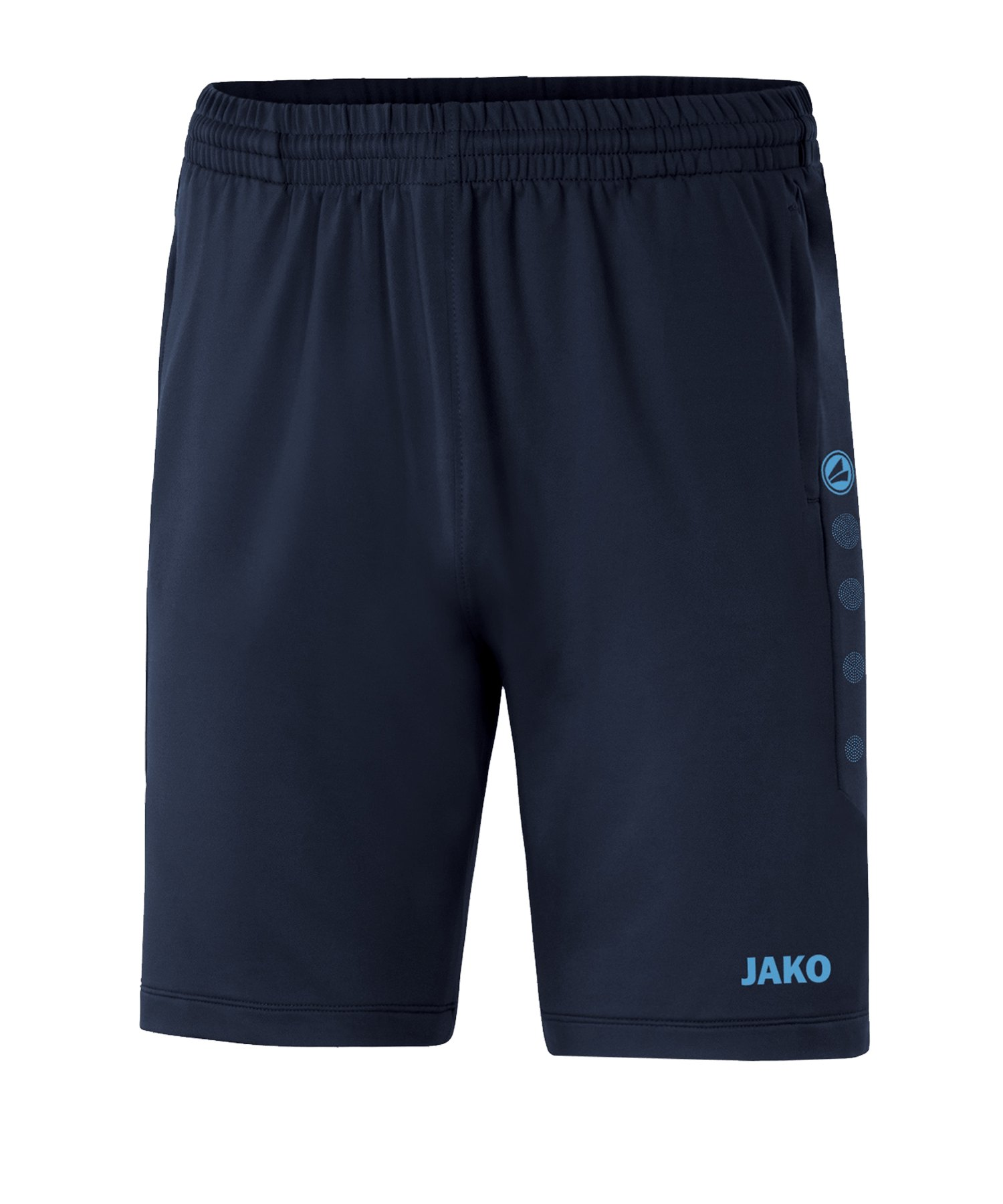 JAKO Premium Trainingsshort Kids Blau F95 - blau