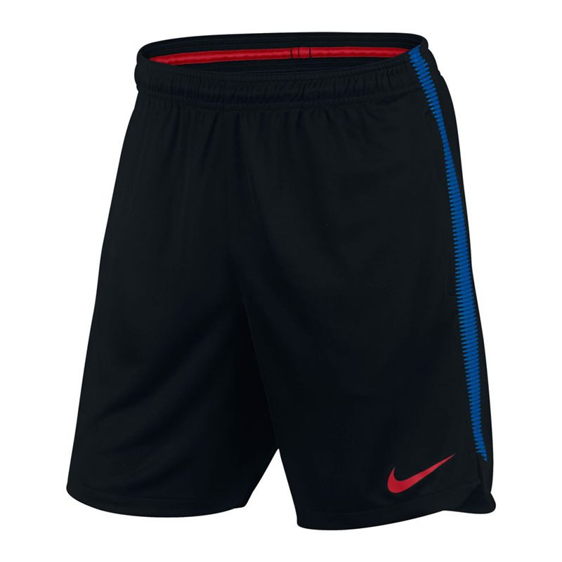 Nike Dry Squad Short FC Barcelona Schwarz F010 - schwarz