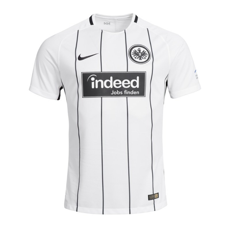 nike trikot home 17 18 eintracht frankfurt f100. Black Bedroom Furniture Sets. Home Design Ideas
