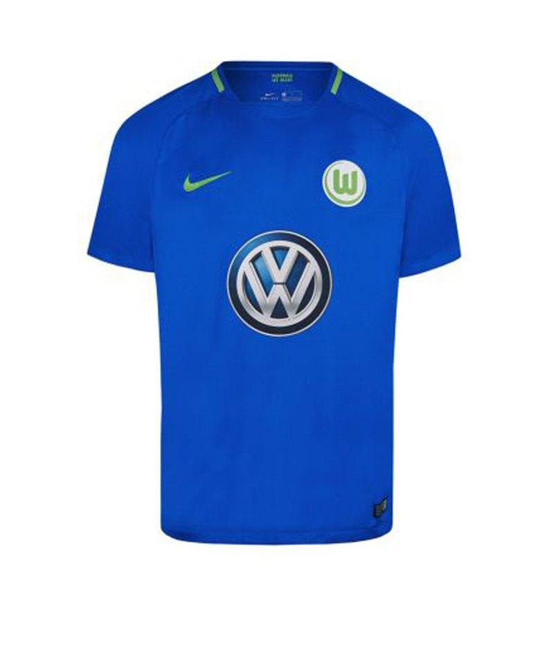 Nike Trikot Away VfL Wolfsburg 2017/2018 F440 - blau