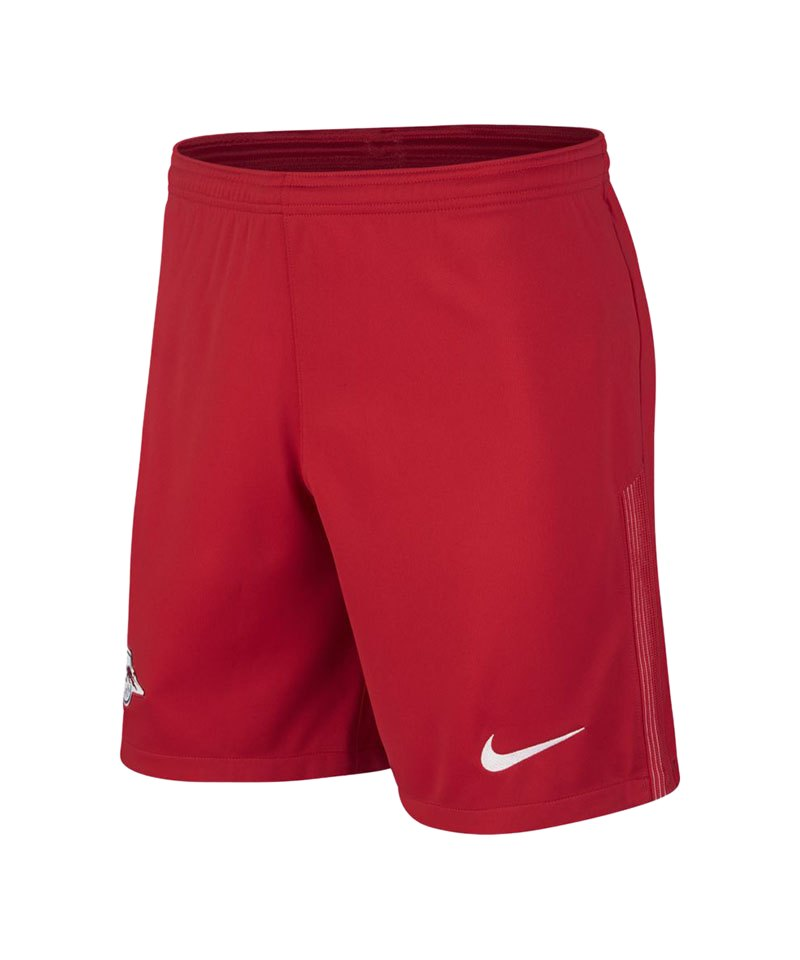 Nike Short Away 2017/2018 RB Leipzig Rot F657 - rot