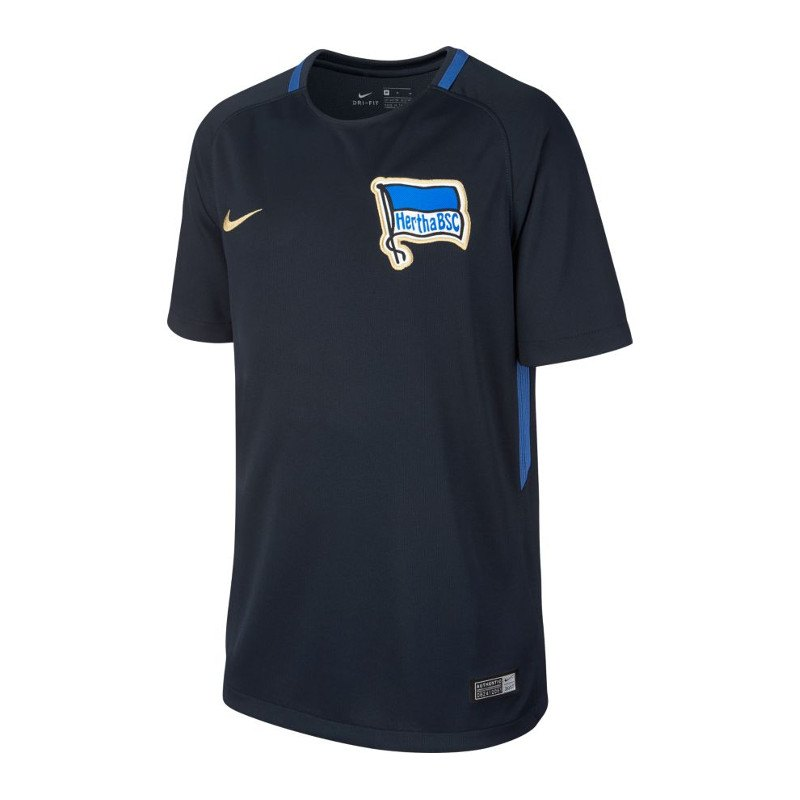 nike away 17 18 kinder hertha bsc berlin trikot f475. Black Bedroom Furniture Sets. Home Design Ideas