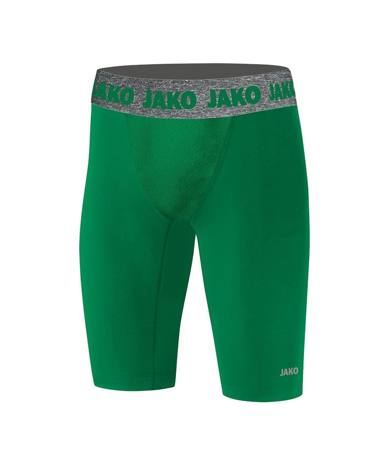 Jako Compression 2.0 Tight Short Grün F06 - gruen
