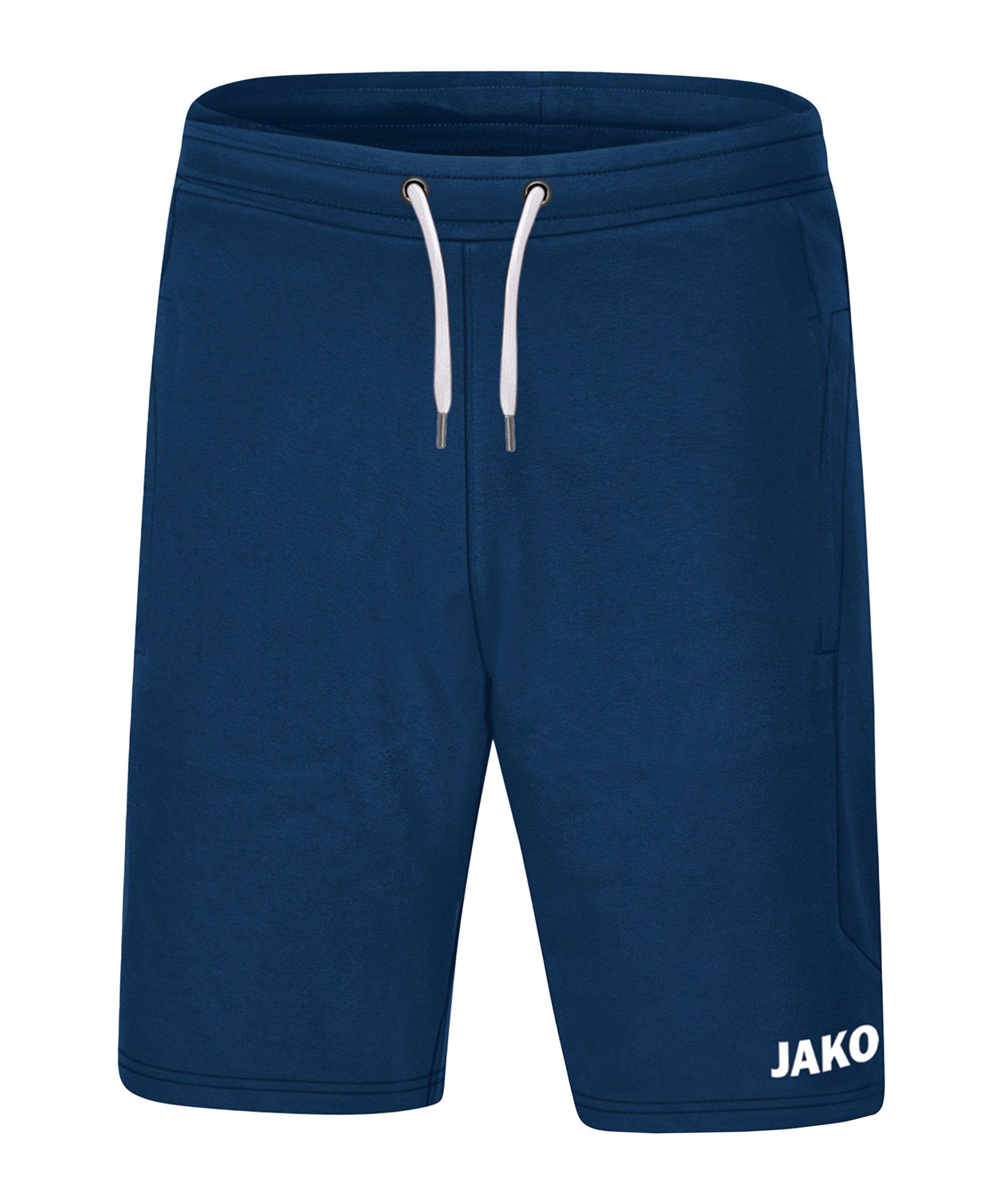 JAKO Base Short Blau F09 - blau