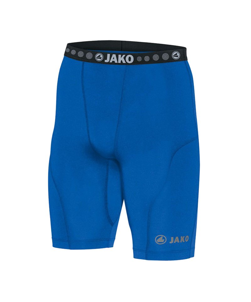 Jako Blau Compression Short Tight F04 - blau