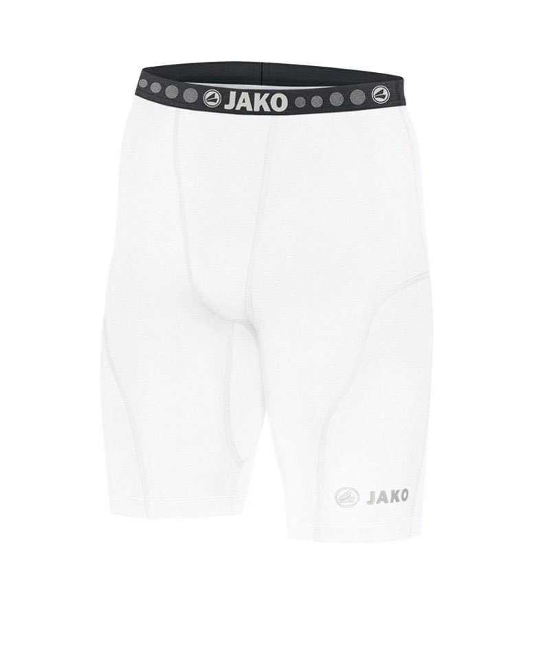 Jako Weiss Compression Short Tight F00 - weiss