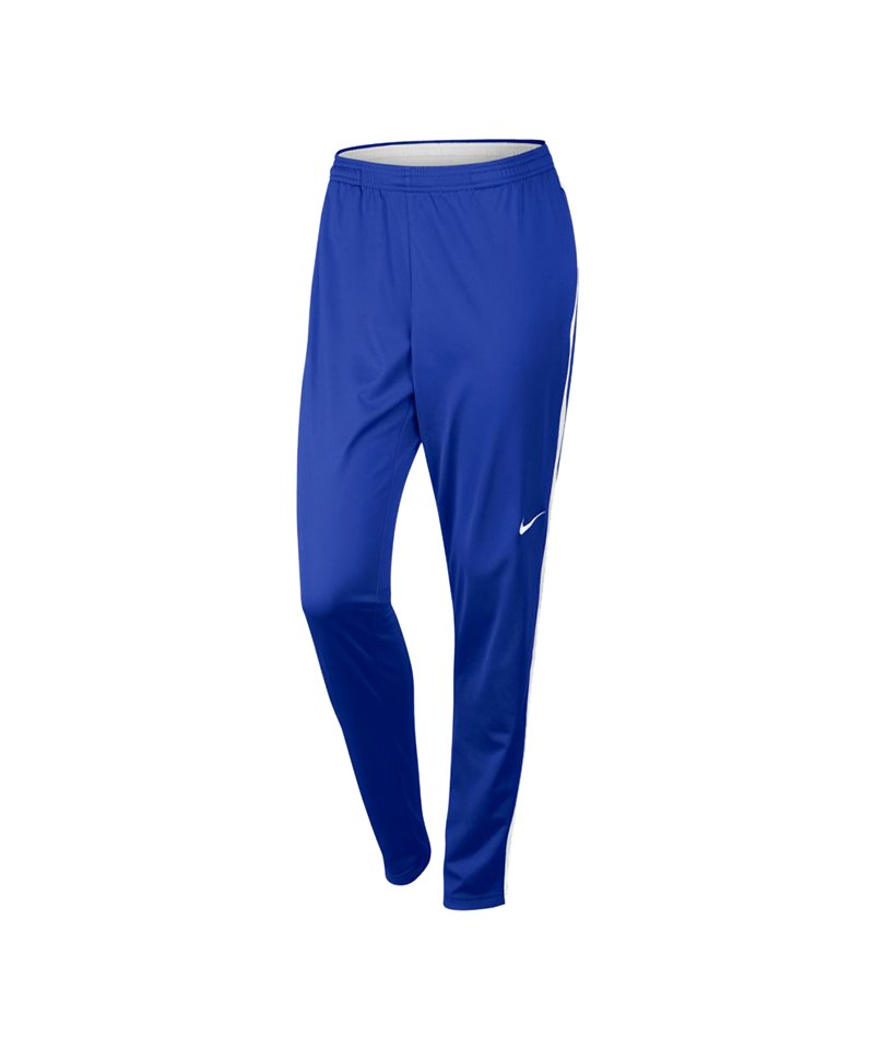 Nike Academy Football Pant Hose lang Damen F405 - blau