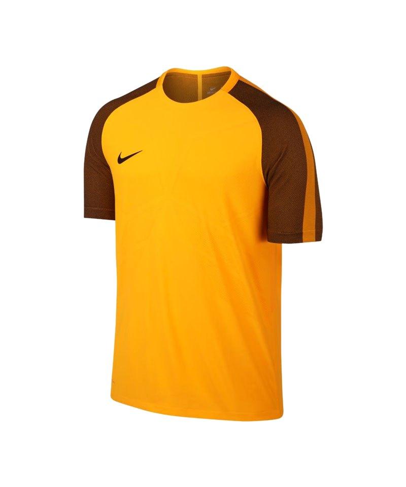 Nike Top Aeroswift Strike Football Orange F845 - orange