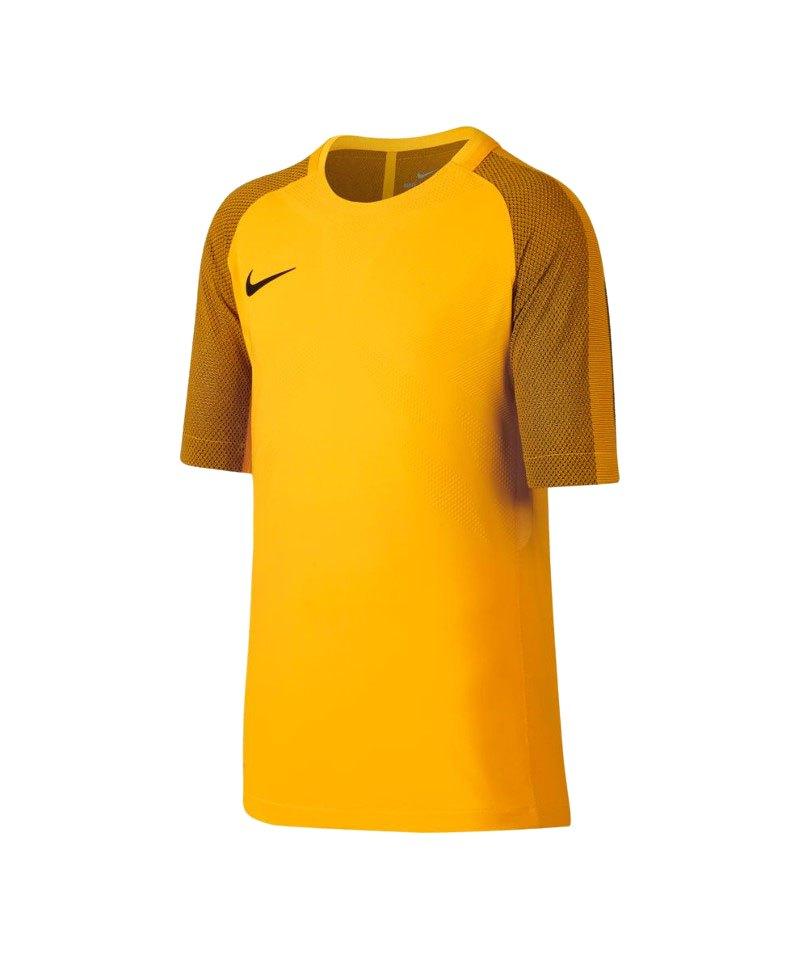 Nike Aeroswift Strike Football Top Kinder Orange F845 - orange