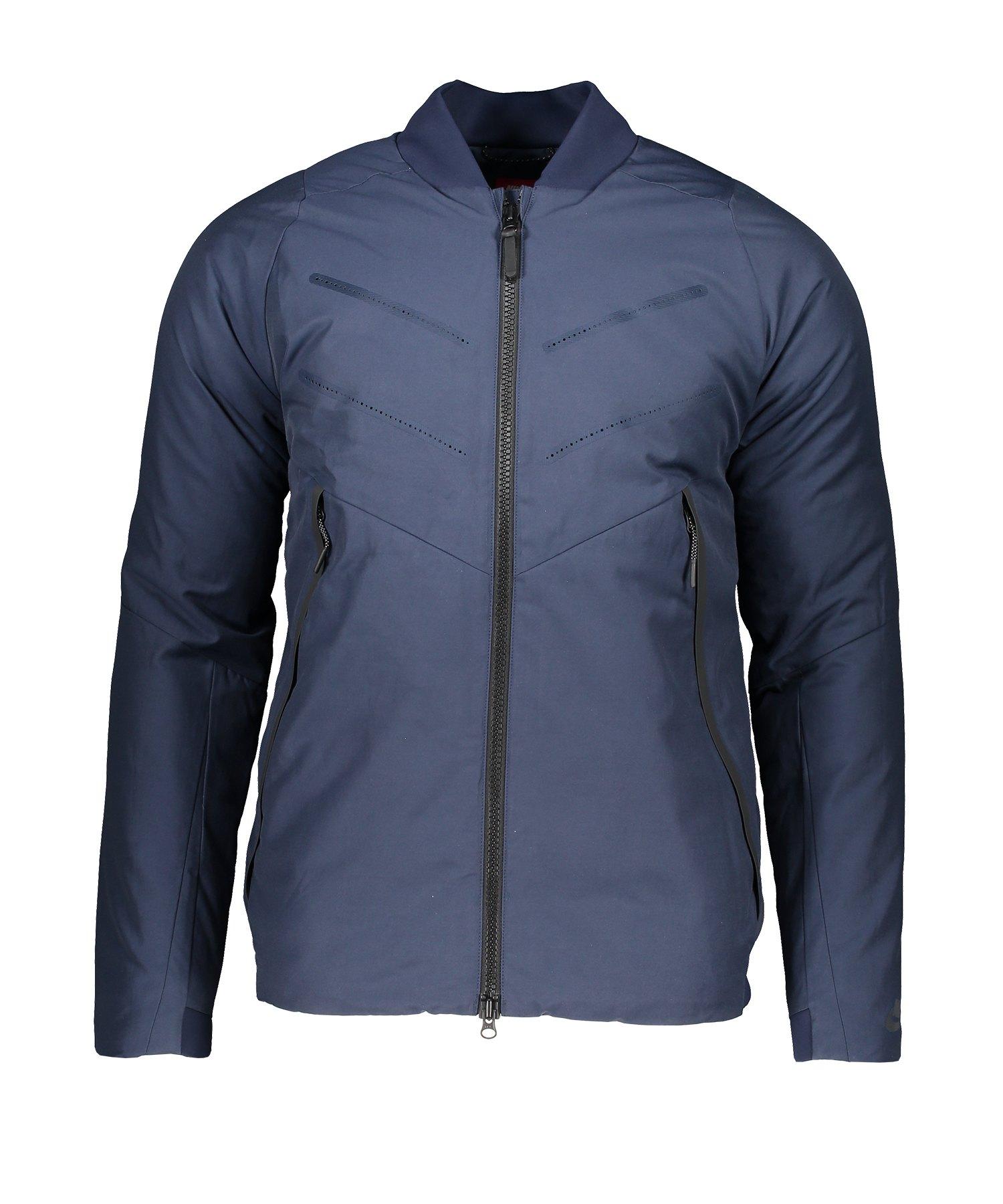 Nike AeroLoft Bomber Jacket Jacke Blau F451 - blau