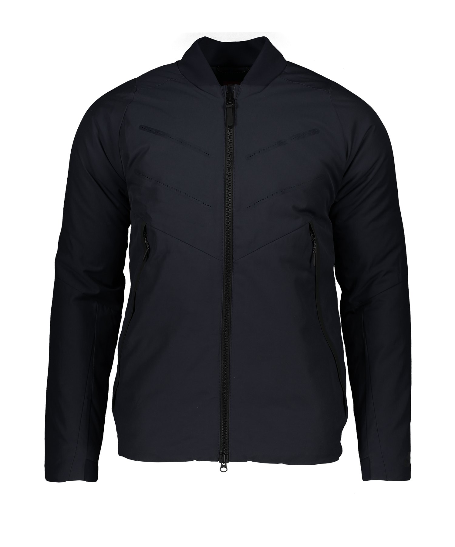 Nike AeroLoft Bomber Jacket Jacke Schwarz F010 - schwarz