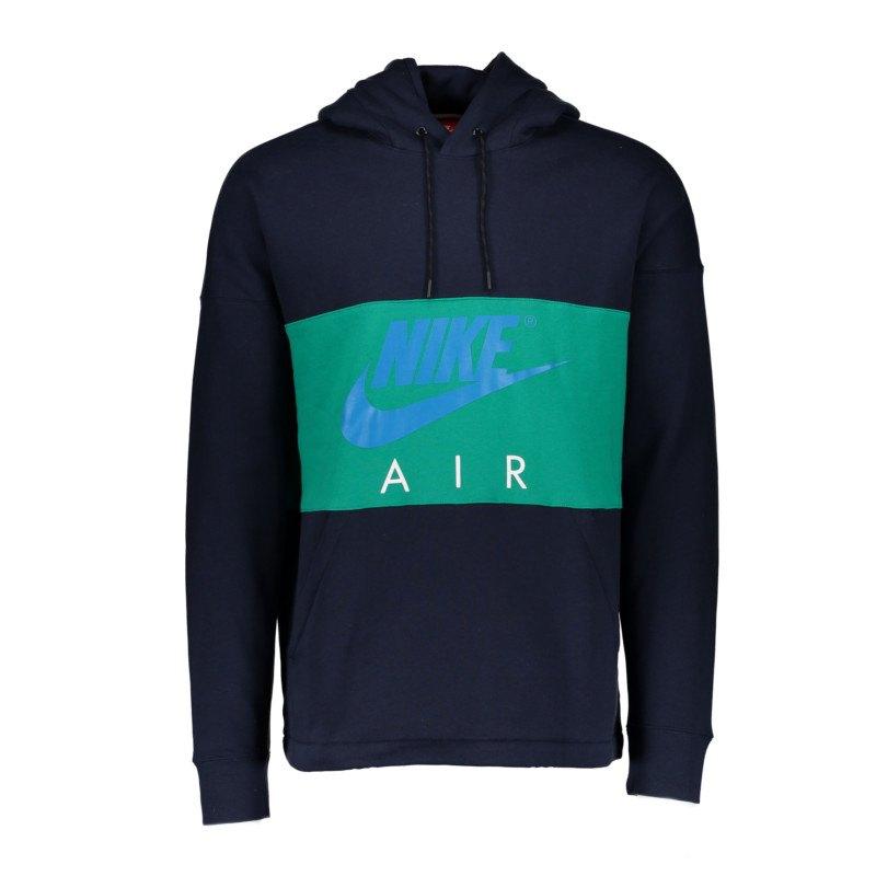 Nike Air Hoody Blau F451 - blau
