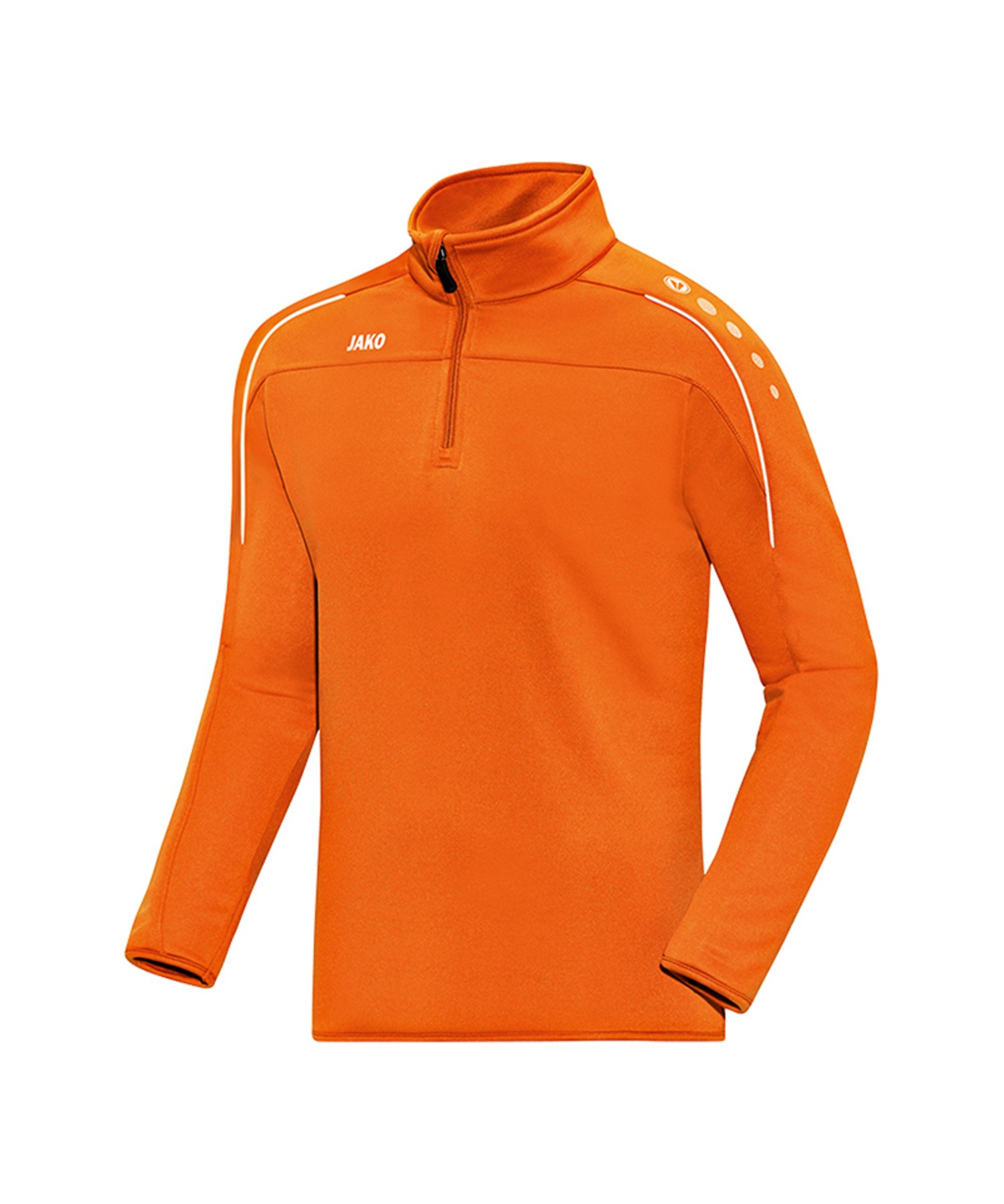 Jako Classico Ziptop Orange F19 - Orange