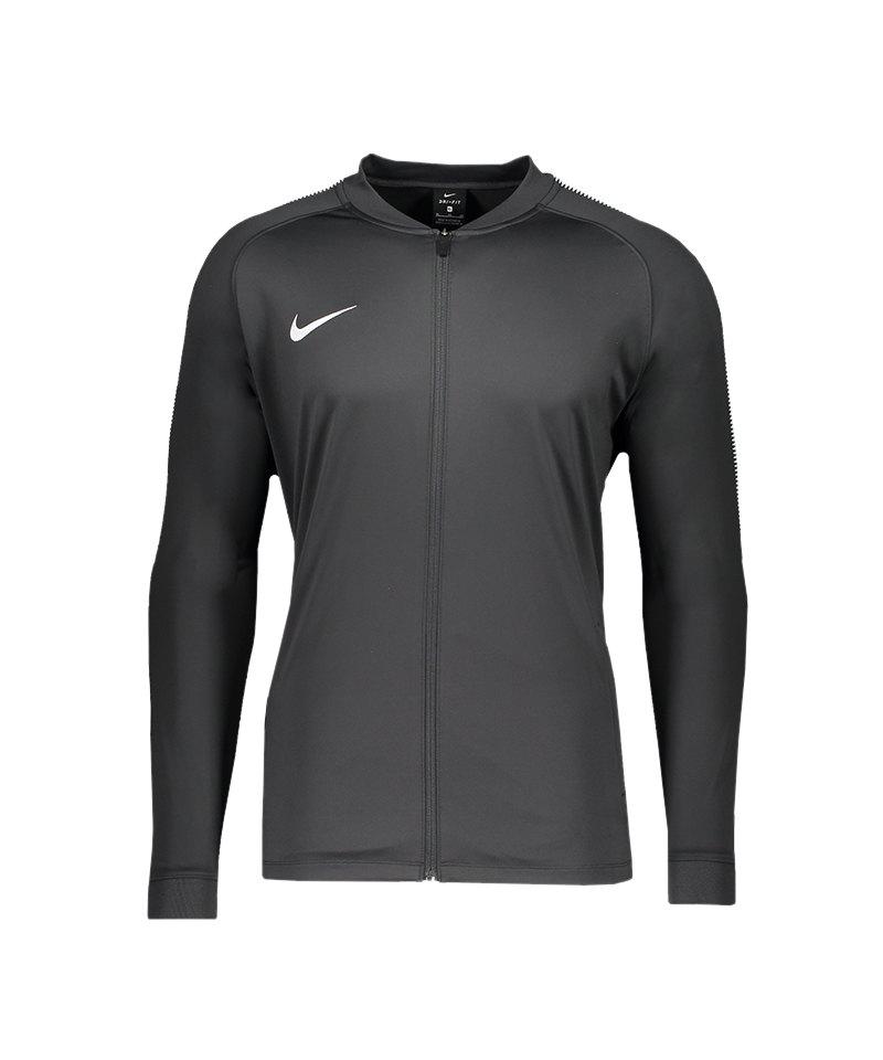 Nike Dry Squad Trainingsjacke F060 - schwarz