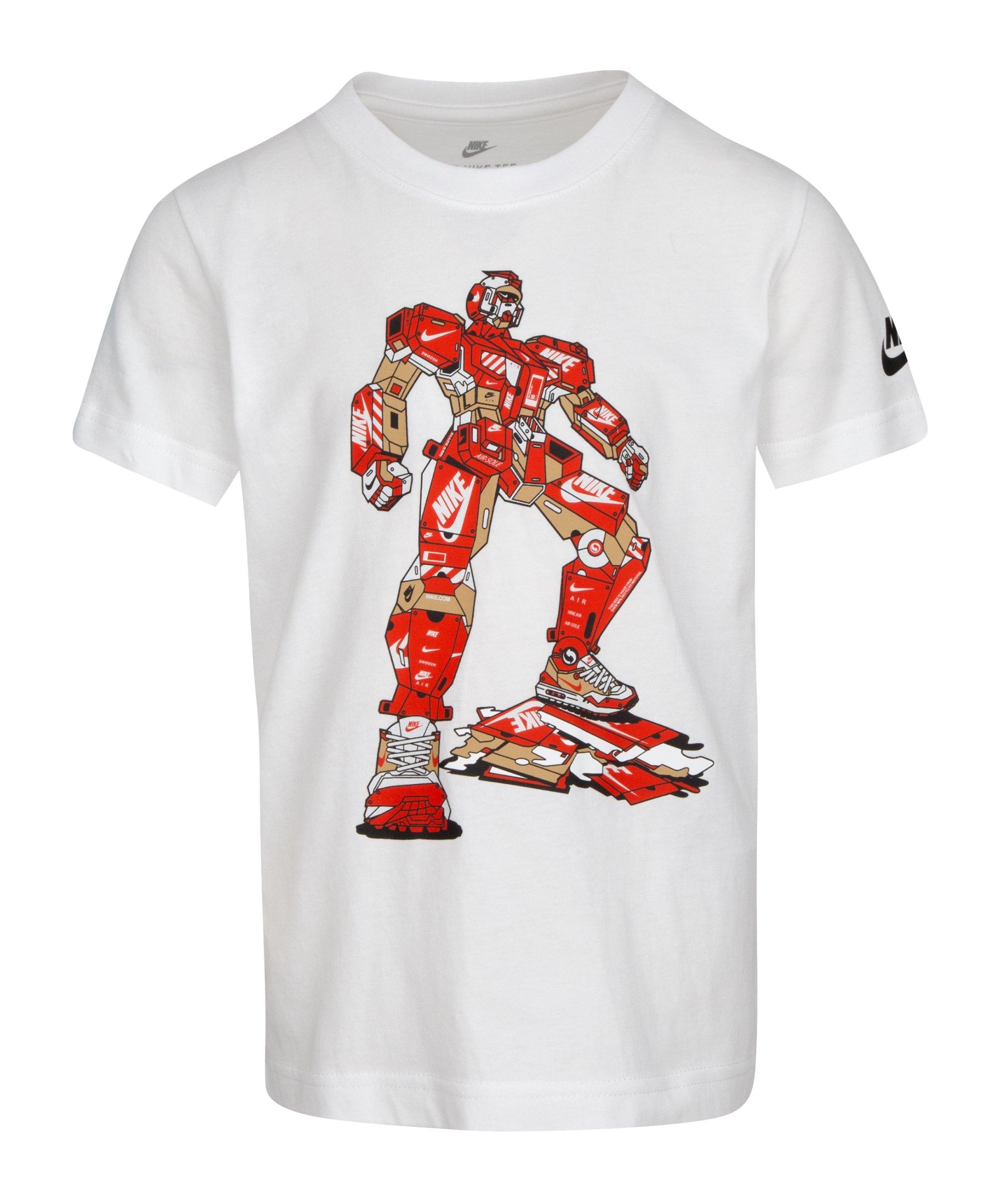 Nike Roblox T-Shirt Kids Weiss Rot F001 - weiss