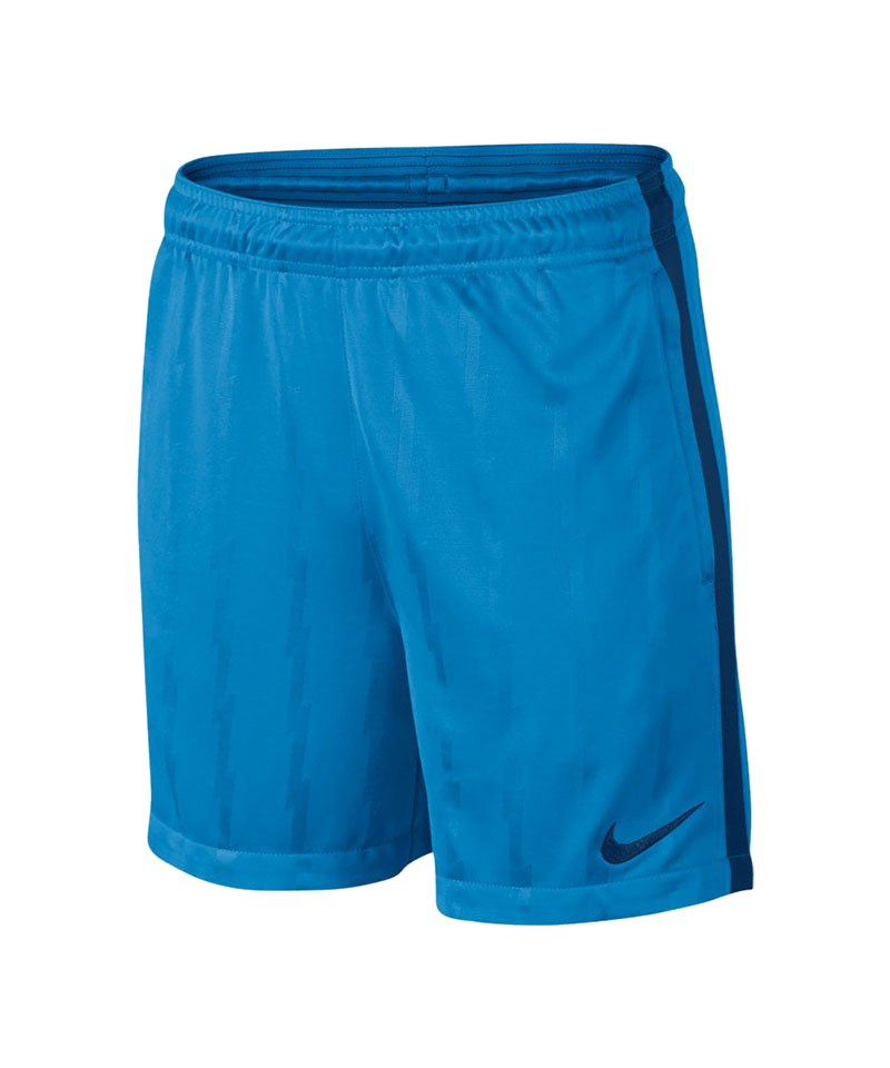 Nike Short Dry Squad Football Hose Kinder F435 - blau
