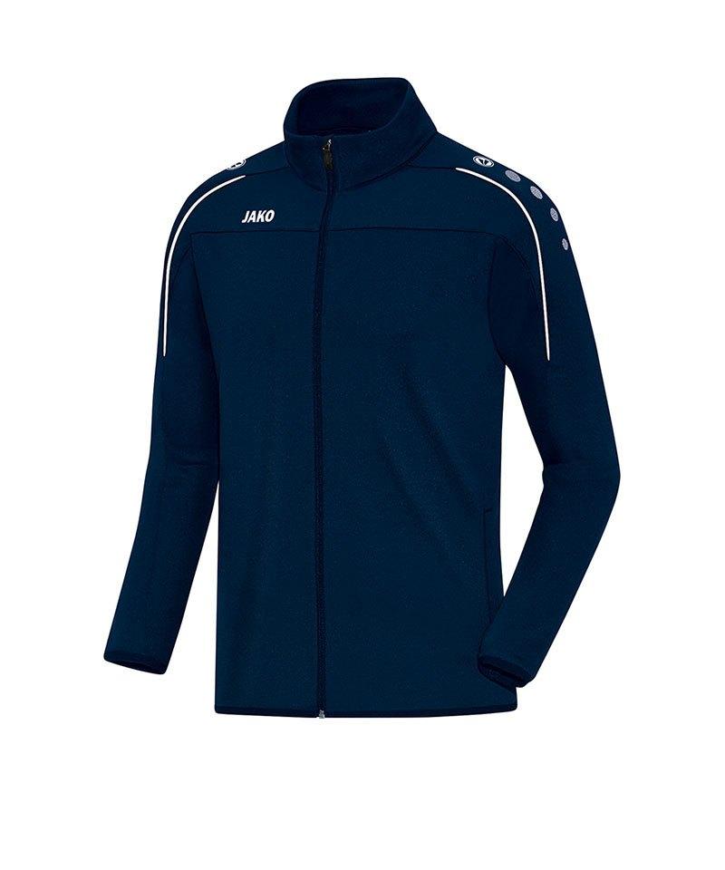 Jako Trainingsjacke Classico Blau Weiss F09 - blau