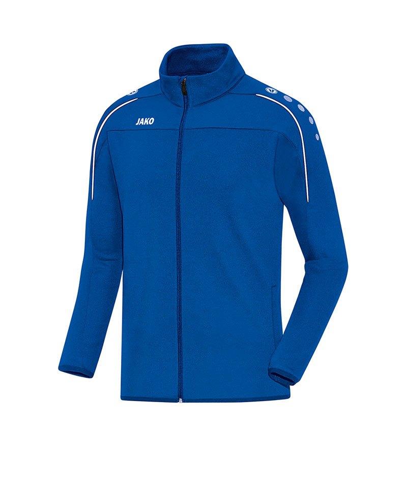Jako Trainingsjacke Classico Kinder Blau Weiss F04 - blau
