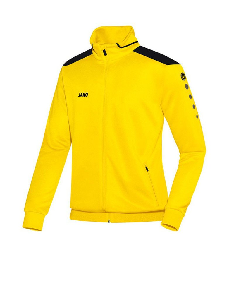 Jako Trainingsjacke Cup Kinder F03 Gelb Schwarz - gelb