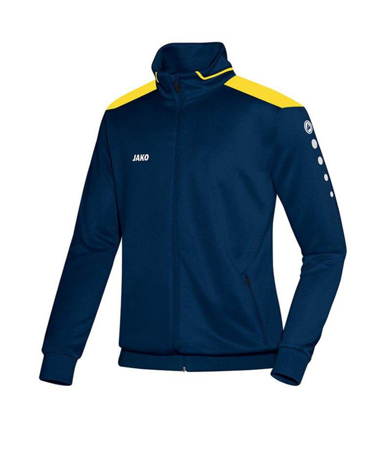 Jako Trainingsjacke Cup Kinder F42 Blau Gelb - blau