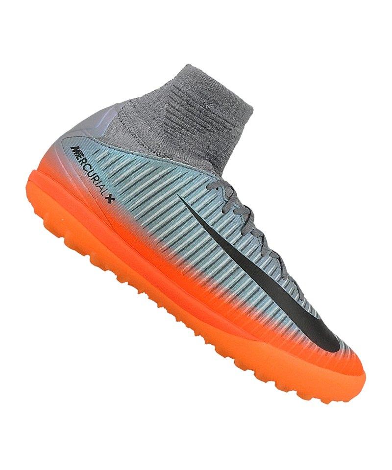 Nike TF Mercurial X Proximo II CR7 Kinder F001 - grau