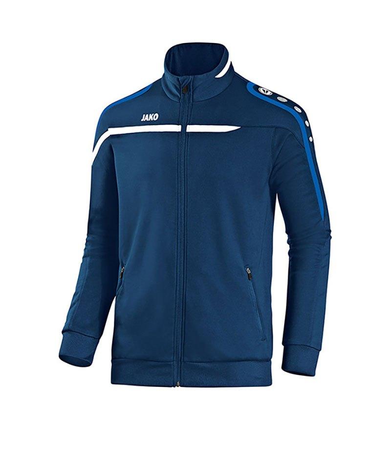 Jako Trainingsjacke Performance F49 Blau Weiss - blau